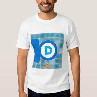 The New Democrat Logo Men's Shirt