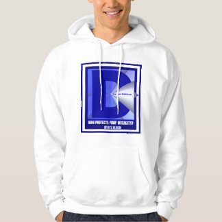 The New Democrat - Who protects your interests? Hoodie