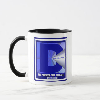 The New Democrat - Who protects your interests? Mug