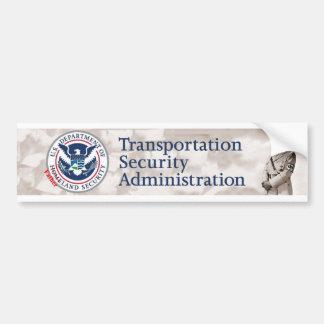 The New Fatherland Bumper Sticker