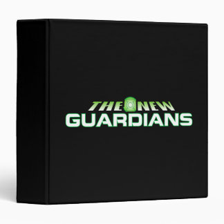 The New Guardians 3 Ring Binders