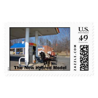 The New Hybred Model Postage