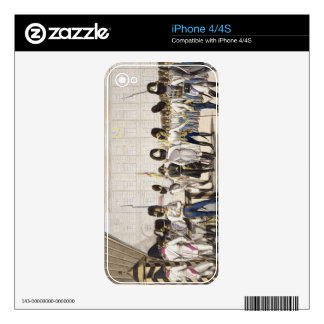 The new Imperial Royal Austrian Grenadiers after t iPhone 4 Skins