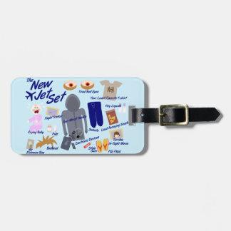 The New Jet Set Bag Tag
