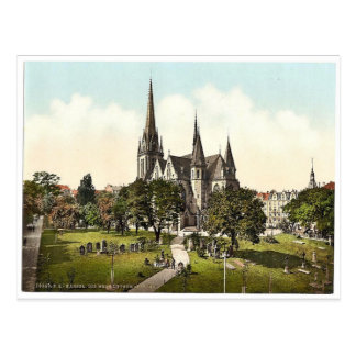 The New Luther Church, Cassel (i.e., Kassel), Hess Postcard