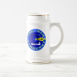 The New, More Aggressive, Democrat Beer Stein