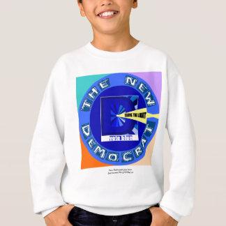 The New, More Aggressive, Democrat Sweatshirt