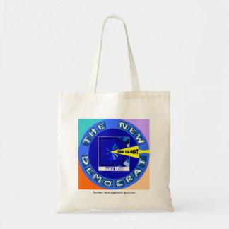 The New, More Aggressive, Democrat Tote Bag