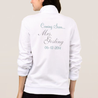 The New Mrs... Coming soon. Printed Jacket