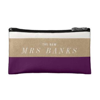 The New Mrs. Plum Cosmetic Bags