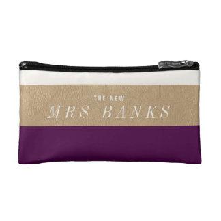 The New Mrs. Plum Makeup Bag