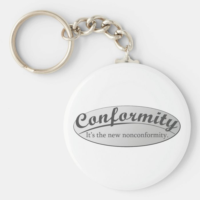The New NonConformity Keychain