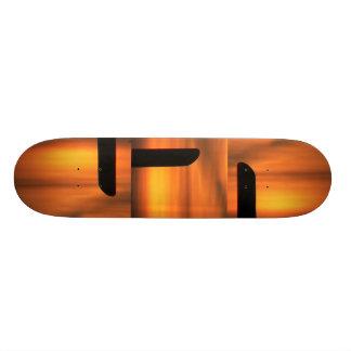 The New Order Custom Skateboard