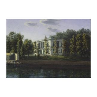 The new pavilion canvas prints