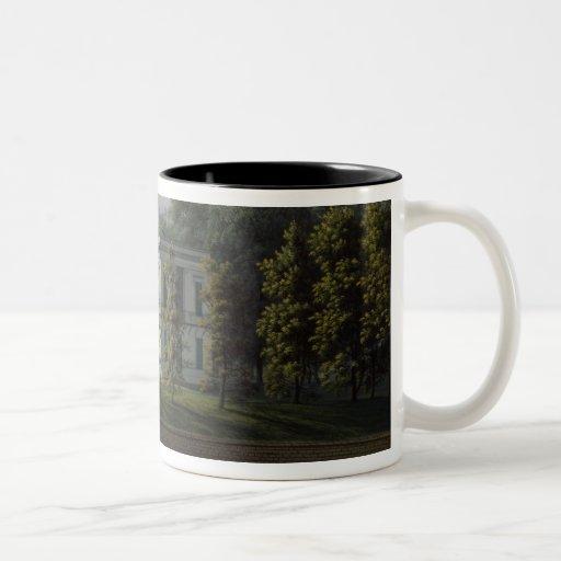 The new pavilion coffee mug