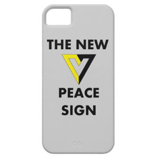 The New Peace Sign iPhone 5 Cover
