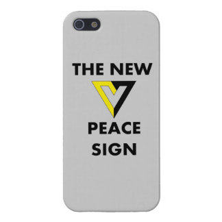 The New Peace Sign Case For iPhone SE/5/5s