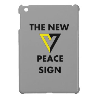 The New Peace Sign Cover For The iPad Mini