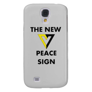 The New Peace Sign Galaxy S4 Cover
