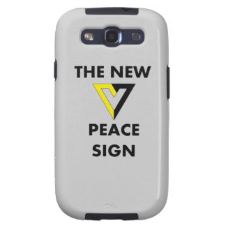 The New Peace Sign Galaxy SIII Case