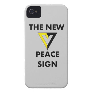 The New Peace Sign iPhone 4 Cover
