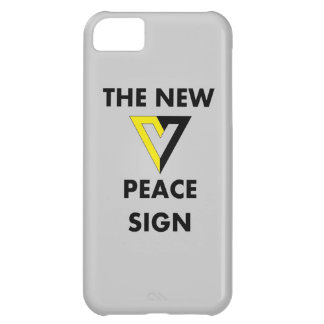 The New Peace Sign iPhone 5C Case