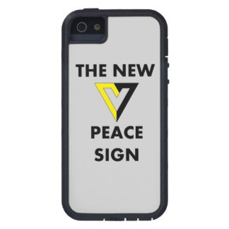 The New Peace Sign iPhone SE/5/5s Case