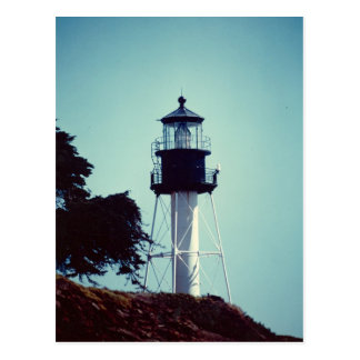 The New Point Loma Lighthouse (in color) Postcard
