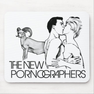 The New Pornographers Mass Romantic Mouse Pad