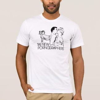 The New Pornographers Mass Romantic T-Shirt