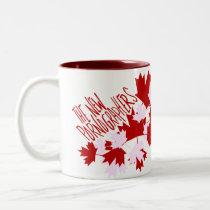 The New Pornographers Oh Canada! mugs
