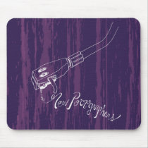 The New Pornographers Record Arm mousepads