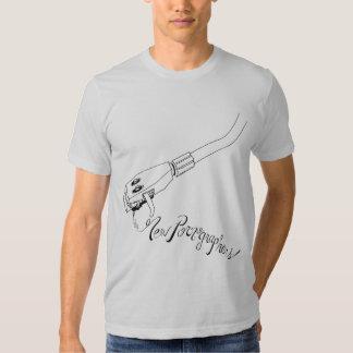The New Pornographers Record Arm T-Shirt