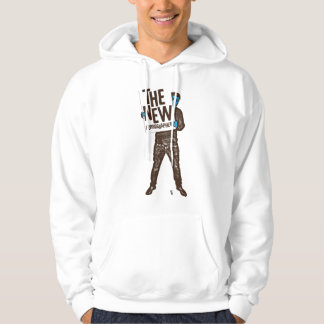 The New Pornographers Sign Hoodie