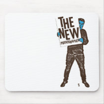 The New Pornographers Sign mousepads