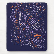 The New Pornographers Spaceship mousepads