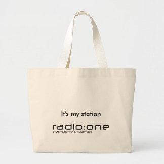 The new radio:one Bag