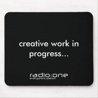 The new radio:one Mousepad