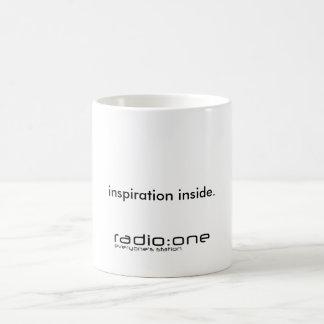 The new radio:one Mug