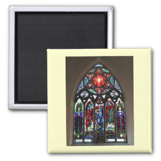 The New Religion 2 Inch Square Magnet