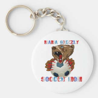 The-New-Soccer-MOM Keychain