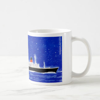 The New ss France Classic White Coffee Mug