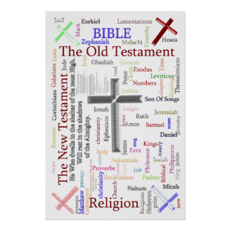 The New Testament Poster
