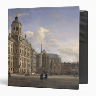 The New Town Hall, Amsterdam, 1668 Binder
