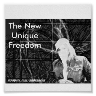 The New Unique Freedom Poster