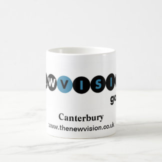 The New Vision, Canterbury Coffee Mug