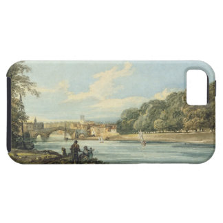 The New Walk, York, c.1798 (pencil and w/c on pape iPhone SE/5/5s Case