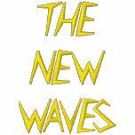 """THE NEW WAVES STICHED """"TOUR"""" HOODIE"""