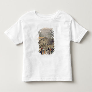 The New Wildcat House at the Jardin des Toddler T-shirt
