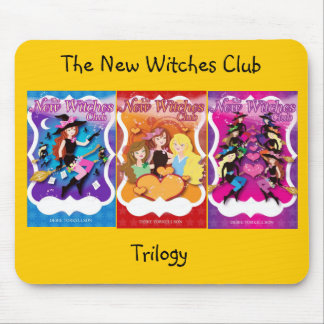 The New Witches Club Mouse Pads
